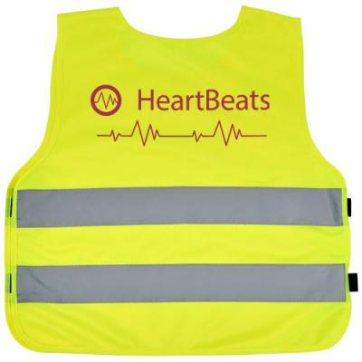 Image of Marie XS safety vest with hook&loop for kids age 7-12